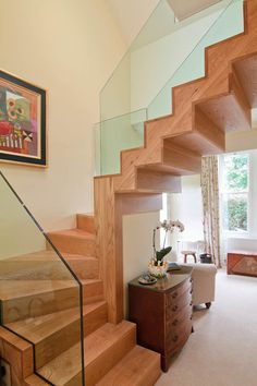 Stockwell Ltd are Scotland's specialist timber staircase manufacturers, providing unrivalled service to: major house builders; builders and home owners. Timber Staircase, Wooden Staircases, Spiral Staircase, Staircase Design, Stairways, Loft Stairs, House Stairs, Winder Stairs, Staircase Manufacturers