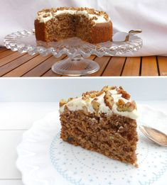 Pecan and Pineapple Spelt Cake (for when you've forgotten to buy carrots) – Bakelife