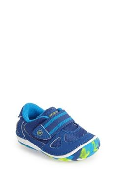 Soft Motion Link Sneaker - Wide Width Available (Baby & Toddler)
