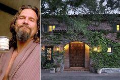 Jeff Bridges Lists California Compound for $29.5 Million