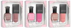 Deborah Lippmann 6-piece Nail and Lip Duets Nail Polishes, Nails, Deborah Lippmann, Blush, Lipstick, Nail Art, Beauty, Finger Nails, Lipsticks