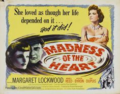 Madness of the Heart 1949