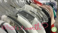 How To Sell Used Clothes - http://www.mommygreenest.com/how-to-sell-your-clothes/