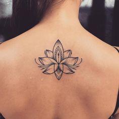 Lotus Flower Tattoo Artist: Lucas Milk Tattoo Artist • Milk ink… – Awesome Tatoos