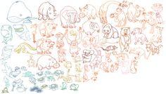 Fanciullodelghetto . info: Animals United 02