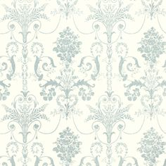 Find sophisticated detail in every Laura Ashley collection - home furnishings, children's room decor, and women, girls & men's fashion. Charcoal Wallpaper, Feature Wallpaper, Damask Wallpaper, White Wallpaper, Love Wallpaper, Wallpaper Ideas, Laura Ashley Armchair, Laura Ashley Josette, Washable Wallpaper