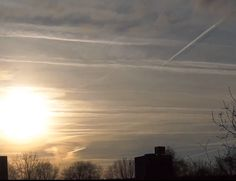 chemtrails.nederlanderna.mars.2013 Cloud Seeding, Mars, Weather, Clouds, Celestial, Sunset, Outdoor, Outdoors, March