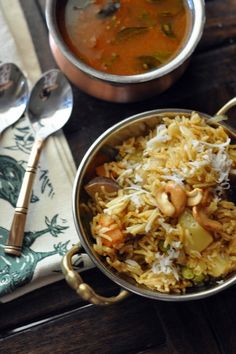 Maharashtrian Masale Baath Recipe (Spicy Vegetable Rice with Goda Masala)