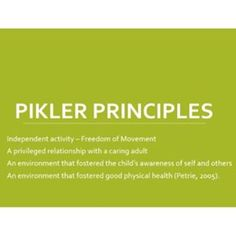 The Pikler approach is based on a kind and respectful relationship between an adult and infant, through tender care moments, a naturally paced motor development, free movement and uninterrupted play. Development Quotes, Baby Development, Learning Quotes, Education Quotes, Practice Quotes, Pregnancy Nutrition, Early Childhood Education, Work Quotes, Early Learning