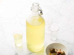Limoncello recipe from Giada De Laurentiis via Food Network