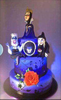 Beautiful Halloween cake