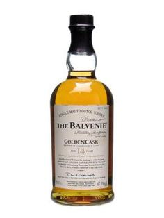 A special Balvenie originally bottled for the travel retail market, Golden Cask has spent the latter part of its 14 years of maturation in casks that formerly held golden Caribbean rum. Aberdeen Scotland, Caribbean Rum, 14 Year Old, Scotch Whisky, Distillery, Whiskey Bottle, Liquor, Drinks, Cocktails