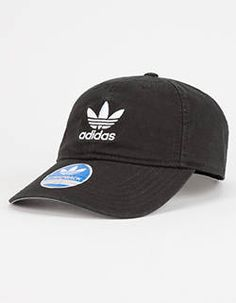 310d26c7f99 ADIDAS Originals Relaxed Mens Dad Hat Black