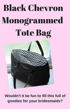 Monogrammed Tote bag,Chevron Bag,Bridesmaid Tote Bag Custom Tote Bag,gold,Modern Vintage Market Wedding Tote 1 MODERN CHEVRONTote Bag