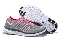 http://www.jordan2u.com/nike-free-flyknit-50-womens-running-shoes-gray-pink.html NIKE FREE FLYKNIT 5.0 WOMENS RUNNING SHOES GRAY PINK Only 74.47€ , Free Shipping!