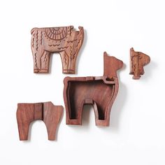 Llama Shesham Puzzle Box - Global Gifts Secret Storage, Puzzle Box, Hand Tools, Wood Crafts, Storage Spaces, Artisan, Carving, Traditional, Fair Trade