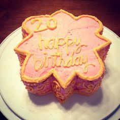 Phi Mu birthday cake Betty Crocker, Cake Boss, Phi Mu, Sorority Life, Greeks, Fraternity, Tooth, Party Themes, Entertaining