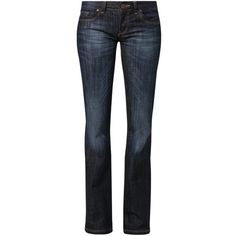 Cross Jeanswear LAURA Bootcut jeans (530 HRK) found on Polyvore