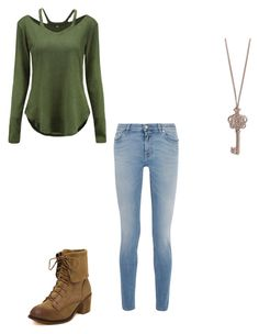 """""""Casual 1"""" by fallenlydia on Polyvore featuring WithChic, Givenchy and Vera Bradley"""