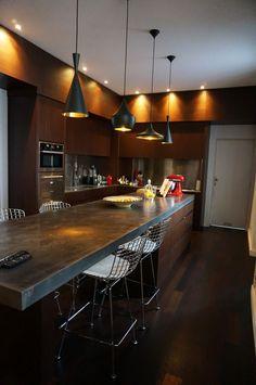 les 11 meilleures images du tableau r alisations particuliers sur pinterest mobilier espace. Black Bedroom Furniture Sets. Home Design Ideas
