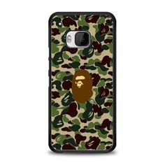 Bape Camo Gorilla HTC One M9 | yukitacase.com
