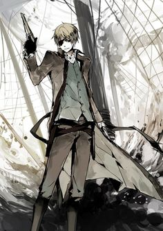 Arthur - Bakumatsu cosplay by 10721.deviantart.com on @deviantART