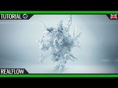 Mograph with Realflow Cinema 4D | Thinking Particles | English Tutorial motion design - YouTube