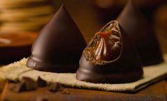 Cómo hacer conitos rellenos de dulce de leche caseros Coconut Rum, Toasted Coconut, Sea Salt Caramel, Chocolate Ganache, Pistachio, Sprinkles, Yummy Food, Cookies, Cake