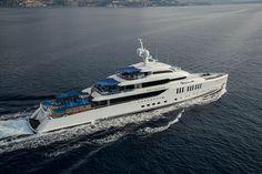 Benetti Yacht SEASENSE