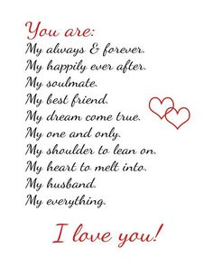 Love quotes for husband new i love my husband quotes and sayings with annportal of love Anniversary Quotes For Husband, Love My Husband Quotes, Birthday Message For Husband, Birthday Wish For Husband, Wedding Vows To Husband, I Love My Hubby, Soulmate Love Quotes, Love Quotes For Him, Message To Husband