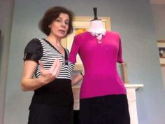 How To Dress A Pear Shaped Body http://www.howtobechicandelegant.com/1/post/2014/01/how-to-dress-a-pear-shaped-body-video.html