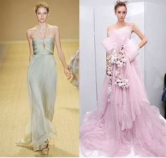 Other color wedding dresses