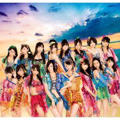 SKE48 美しい稲妻