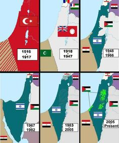 10 things you didn't know about the Israeli-Arab conflict