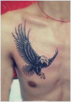Eagle Tattoos For Men | Eagle tattoo's