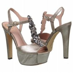 Vince Camuto Shellys Shoes (Metallic Taupe) - Women's Shoes - 9.0 M