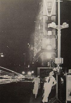 1940s NYC