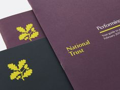 National Trust publications