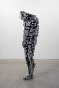 inaesthetic:  Antony Gormley