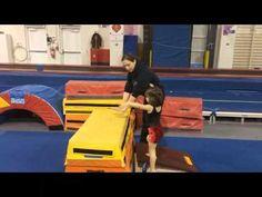 Pre school Vault Teaching Example 1 - YouTube Gymnastics Games, Preschool Gymnastics, Gymnastics Coaching, Preschool Class, Preschool Lessons, Baby Gym, Parkour, Strength, Sports