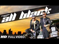 All Black Full Song | Sukhe | Raftaar | New Video 2015 | T-Series - YouTube
