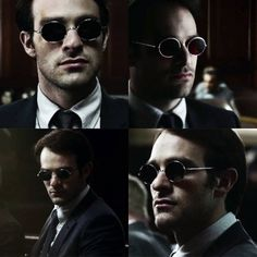 I can tell you right now that there will never be a day where I end up liking a guy my age, and if that day ever comes it will be the day I fucken DIE!! No but in all honesty you gotta straight up be like 10+ years older than me!!! I need a man not a fucken child gosh! #MattMurdock #CharlieCox #DareDevil #Marvel #MCU