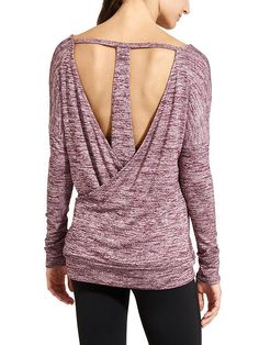 Athleta Pose Top Great top to wear to Pilates and then out to run errands!
