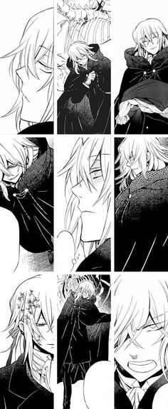 Vincent Nightray ||| Pandora Hearts: Retrace 61