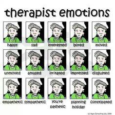 THIS IS PRETTY MUCH THE BEST THING I'VE EVER READ (for therapists...)