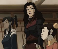 Wrath of Korra (GIF)