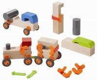 Technics Wooden Blocks -Basic Set