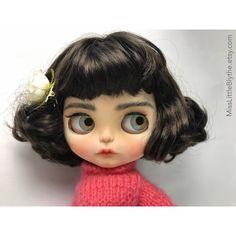 OOAK Custom Blythe Doll fake - Lola. di MissLittleBlythe su Etsy