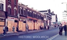1980 Woolwich New road