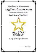 Free Award Templates Printable Spelling Bee Certificates  Spelling Awards And Spelling .